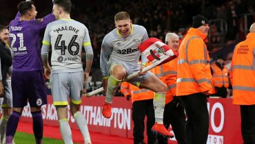 Клуб Лэмпарда лишил «Саутгемптон» путёвки в 1/16 финала Кубка Англии