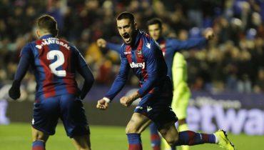 Резерв «Барсы» слился «Леванте» в Кубке Испании, а Бускетс и Силлесcен заслужили славу симулянтов