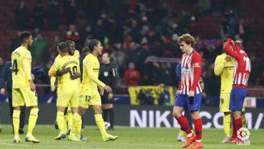 Думбия выбил «Атлетико» из Кубка Испании