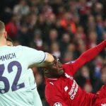 Розыгрыш БК «Марафон»: 500 рублей за точный счёт в матче ЛЧ «Бавария» — «Ливерпуль»