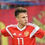 Врач сборной России: «Надеюсь, что Головин сыграет с Бельгией»