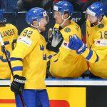 БК «Зенит»: фрибет 500 рублей за прогноз на матч ЧМ Швеция — Россия