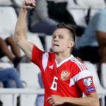 Черышев включён в команду недели FIFA 20 за матч против Кипра