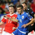 БК «Лига Ставок»: сборная России — 10-й по счёту претендент на победу на Евро-2020