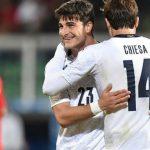 Отбор на Евро-2020: Швейцария и Дания вышли из группы, Италия уничтожила Армению