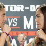 Крис Сайборг — Джулиа Бадд: прогноз на бой MMA 26 января