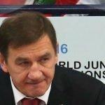 Брагин возглавил сборную России по хоккею, молодёжкой займётся Ларионов