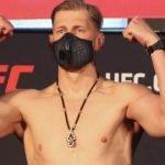Соннен: «Не понимаю, как Волков оказался в топе тяжеловесов UFC»
